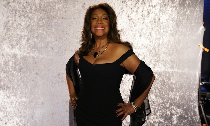 Mary Wilson Dancing With The Stars