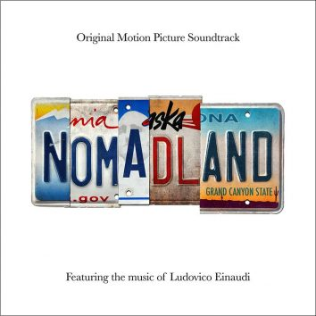 Nomadland film soundtrack cover
