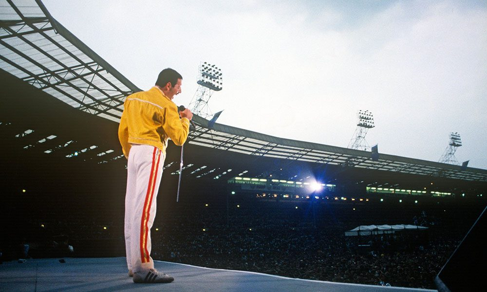 Freddie Mercury penned some of Queen's most indelible love songs
