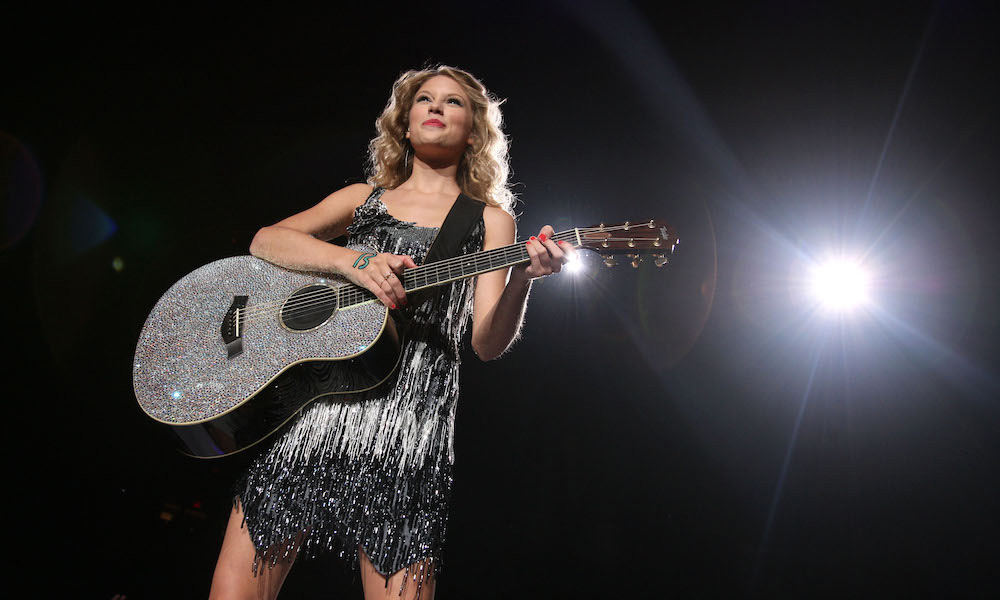 Taylor Swift Fearless Love Story