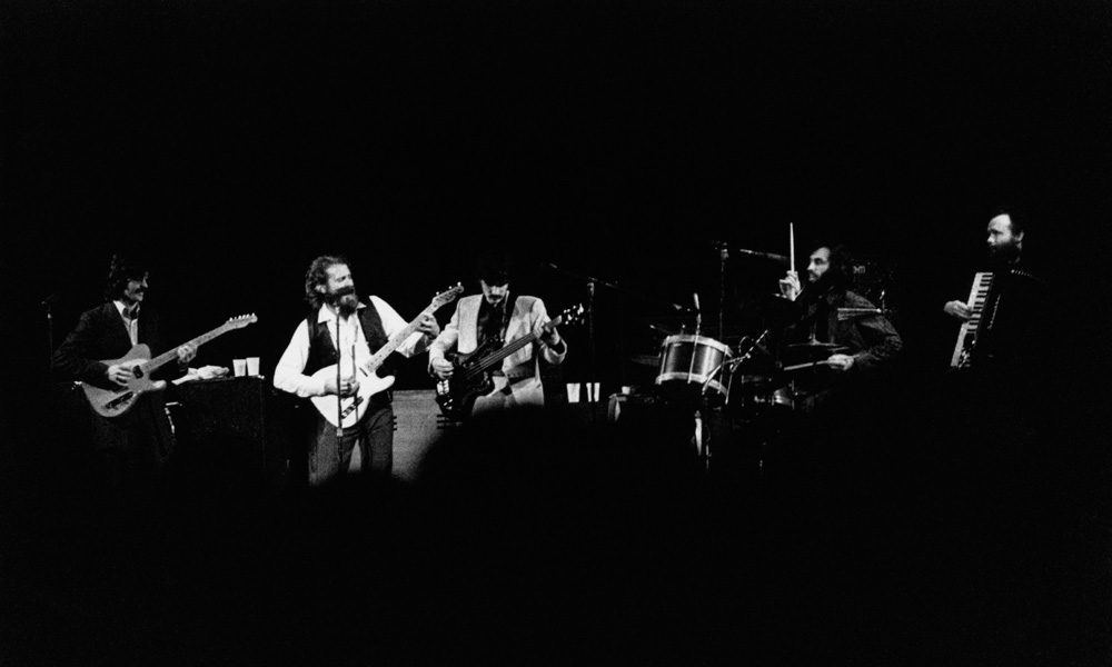 The-Band-Stage-Fright-The-Weight-Royal-Albert-Hall