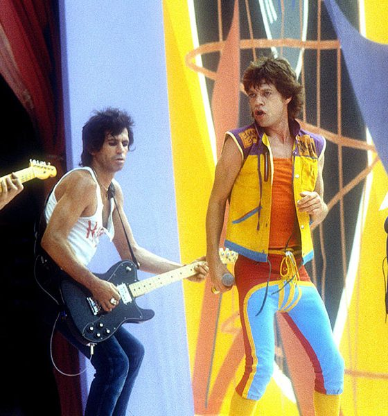 The Rolling Stones photo by Rob Verhorst and Redferns
