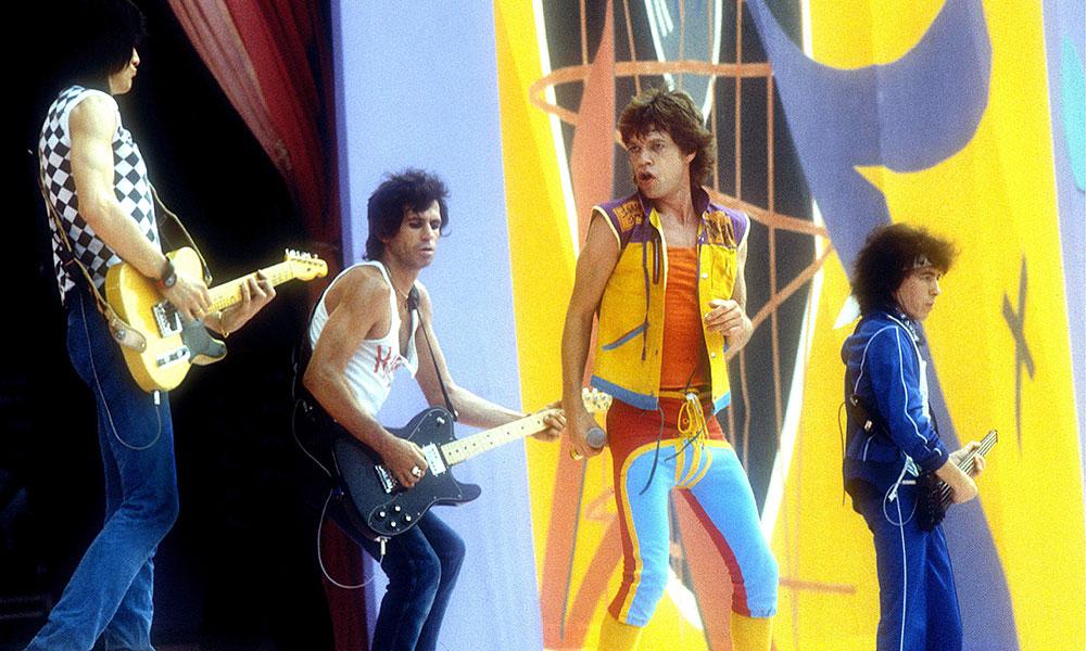 The Rolling Stones In The 80s Quiz   uDiscover Music Quiz