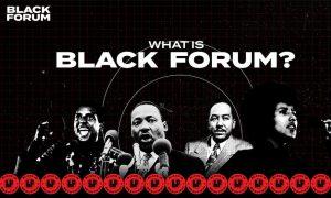 Motown Black Forum