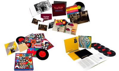 Rock Legends box sets giveaway