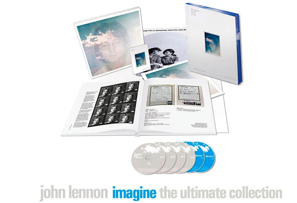 John Lennon Imagine Giveaway