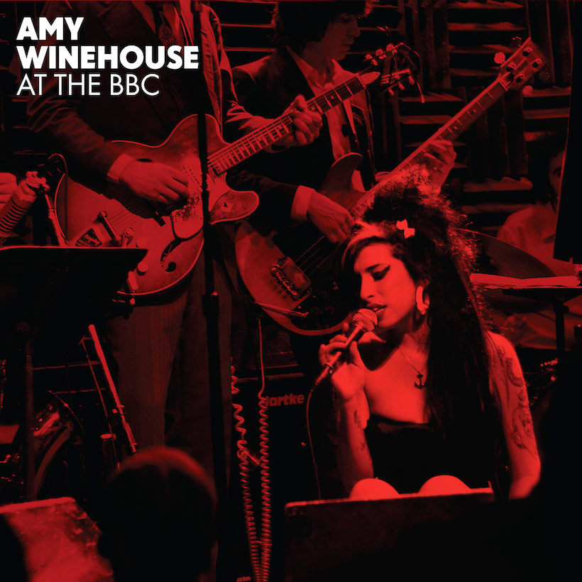 Amy Winehouse At The BBC' Gets A Deluxe Reissue | uDiscover