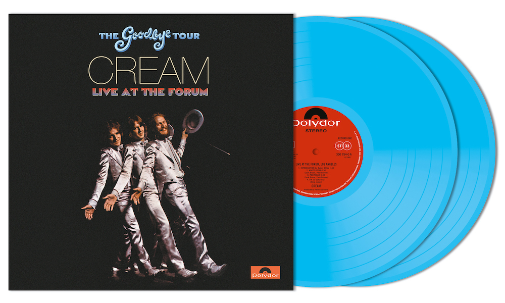 Cream Goodbye packshot
