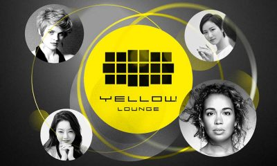 Yellow Lounge International Women's Day concert image
