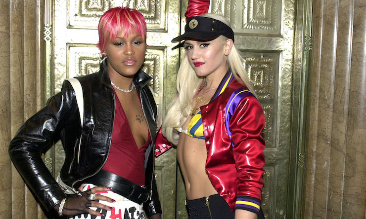 Eve and Gwen Stefani