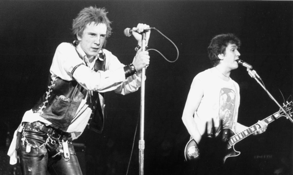 Johnny Rotten and Steve Jones- Michael Ochs Archive- GettyImages