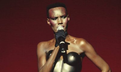 Grace Jones Fashion