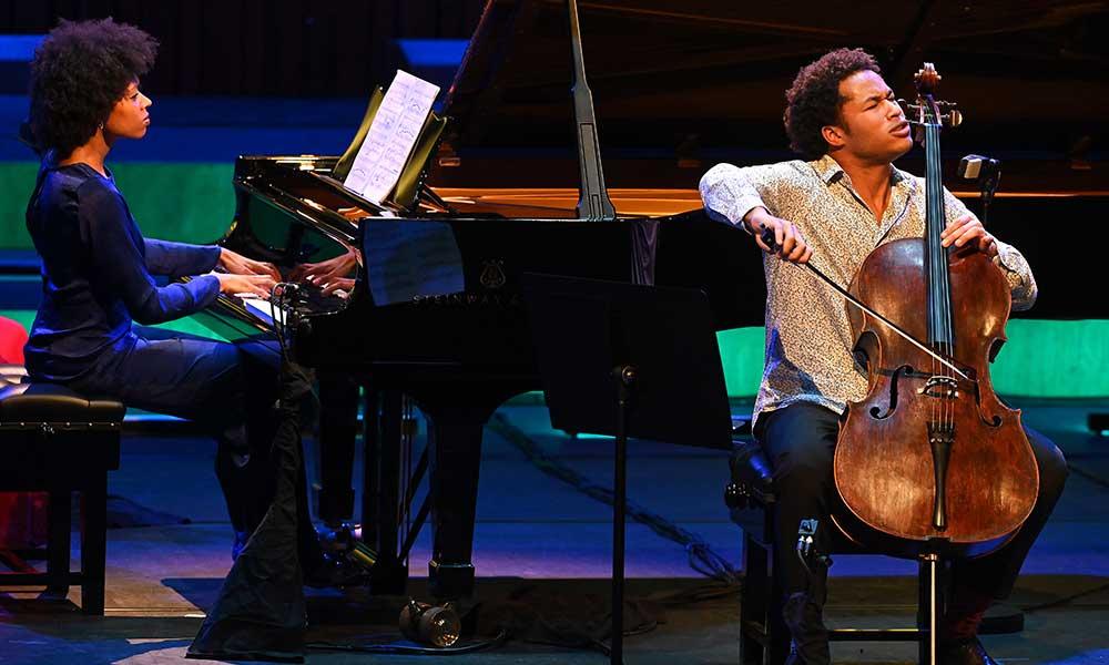 Isata and Sheku Kanneh-Mason - Live from the Barbican photo
