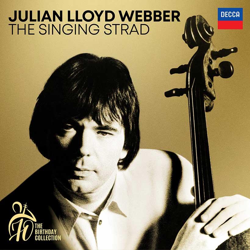 Julian Lloyd Webber The Singing Strad cover