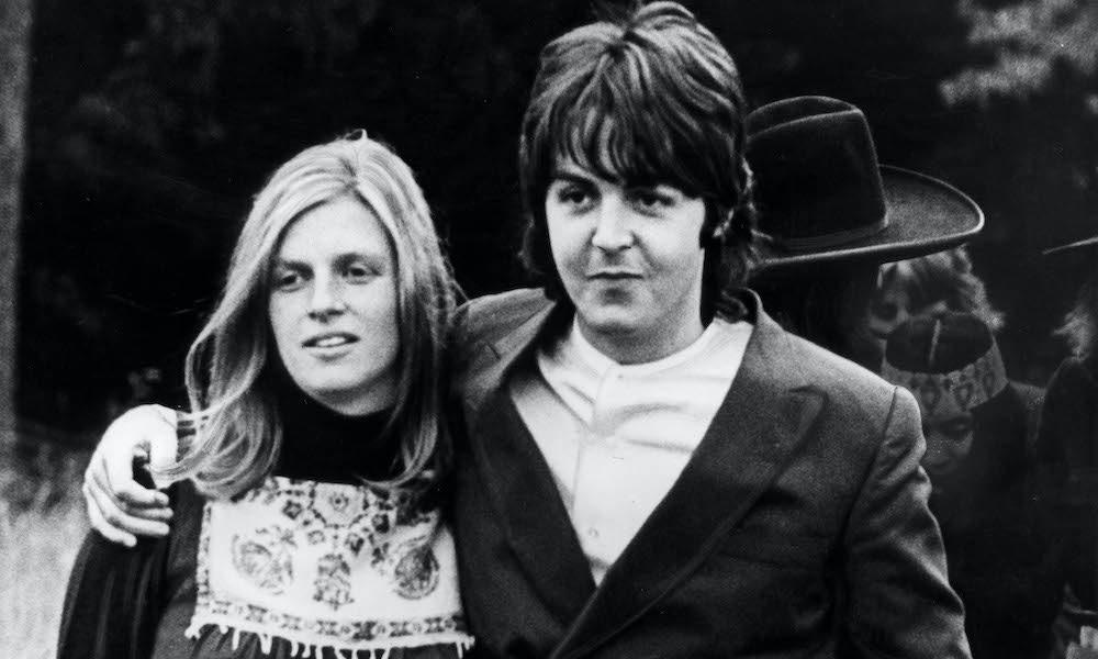 Linda McCartney Paul McCartney
