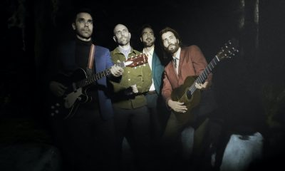 Lord Huron Press Photo