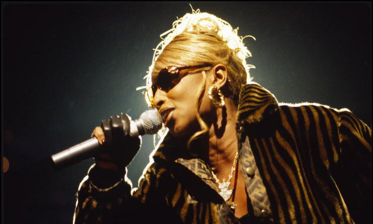 Mary J. Blige Fashion
