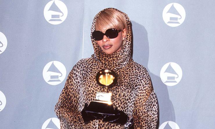Mary J. Blige Grammy Awards