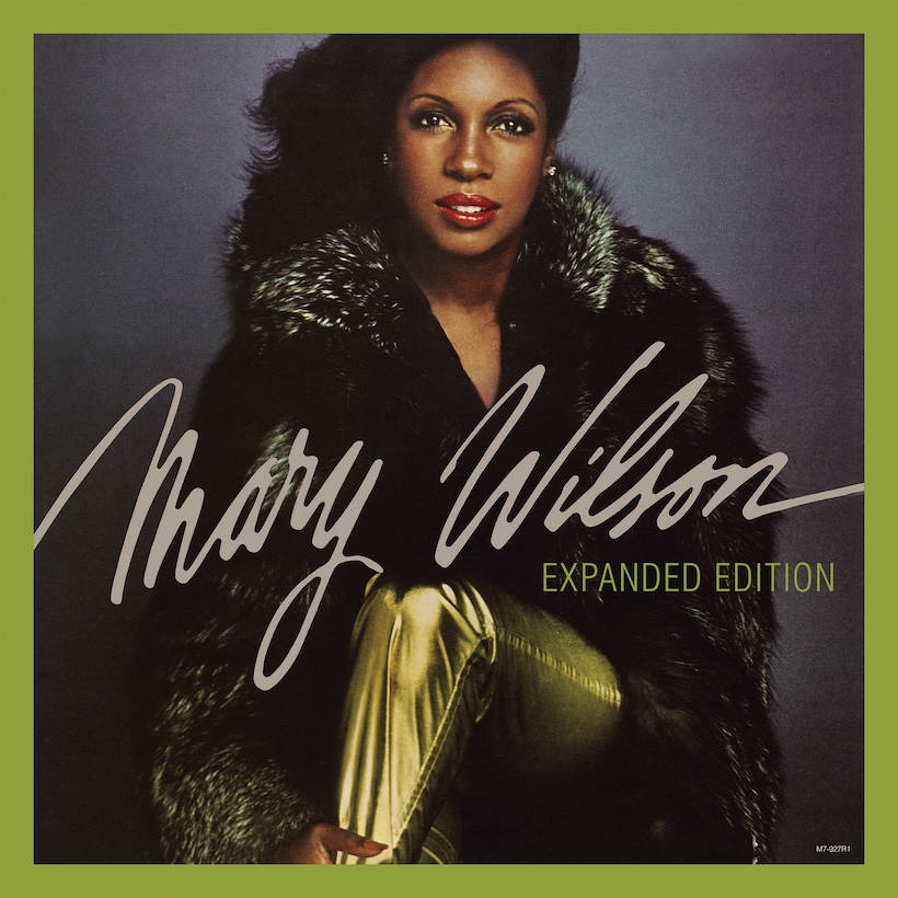 Mary Wilson solo album