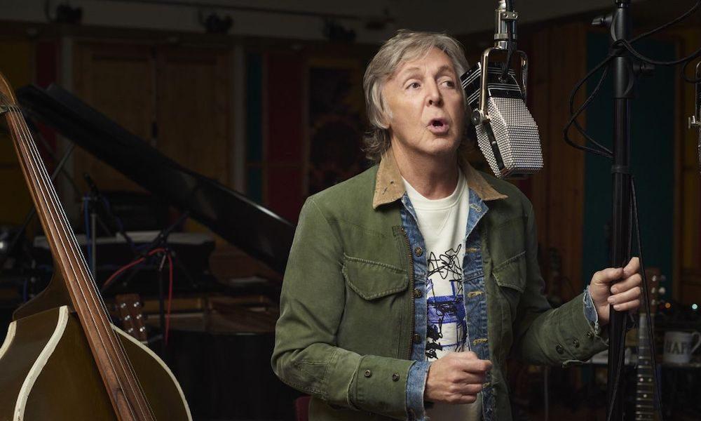 Paul McCartney credit Mary McCartney