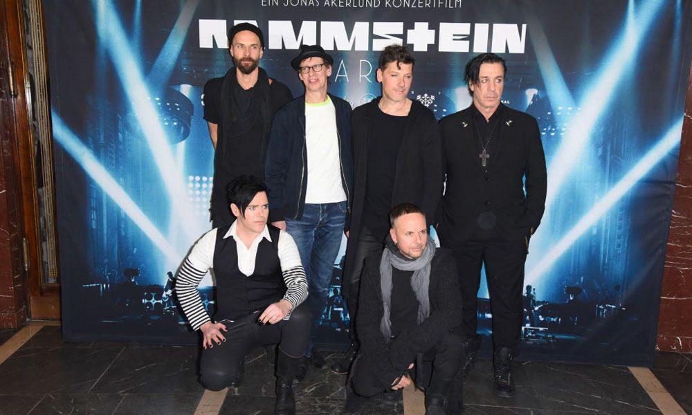Rammstein-New-Album-Lockdown