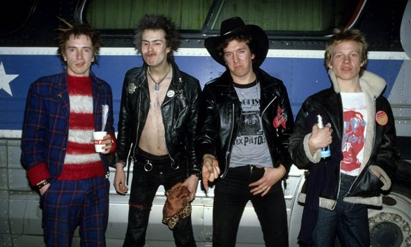 Sex Pistols, punk group that defined art, fashion and design for the genre