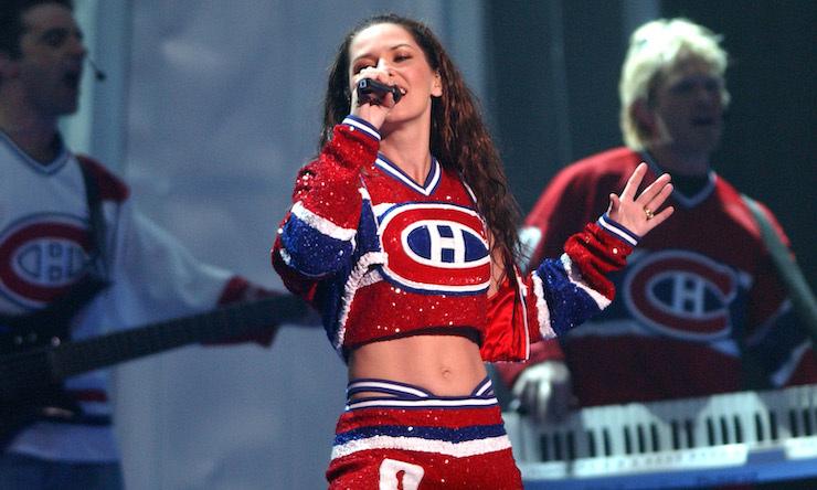 Shania Twain Juno Awards