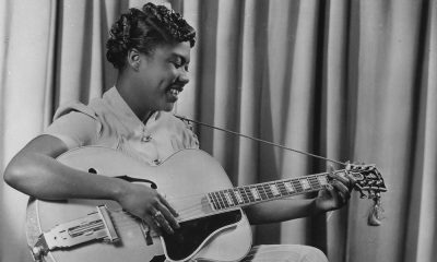 Sister Rosetta Tharpe, pioneering woman in rock 'n' roll