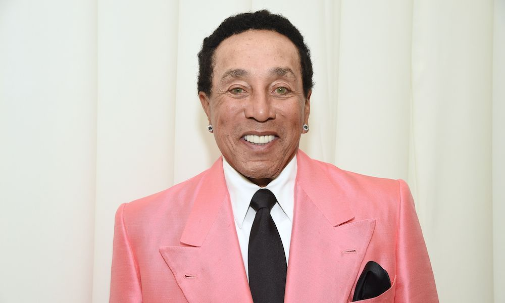 Smokey Robinson GettyImages 1205165667