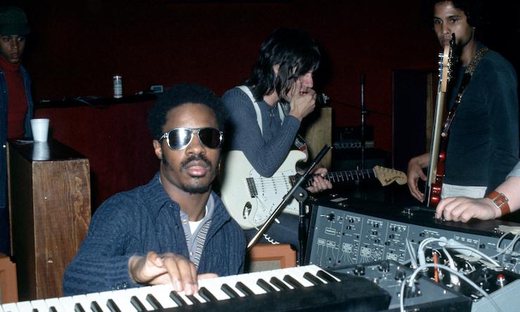 Stevie Wonder GettyImages 74251683