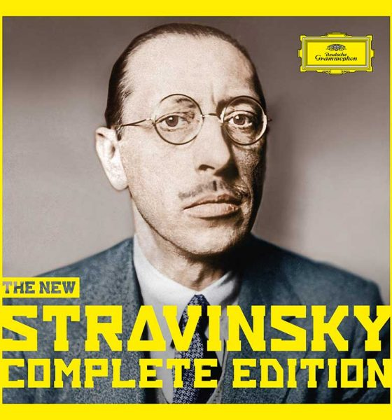 New Stravinsky Complete Edition cover