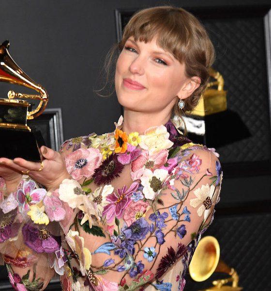 Taylor Swift 2021 Grammys