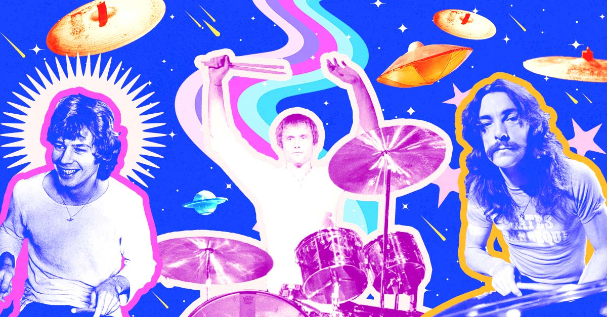 The Greatest Prog Drummers: An Essential Top 25 Countdown   uDiscover