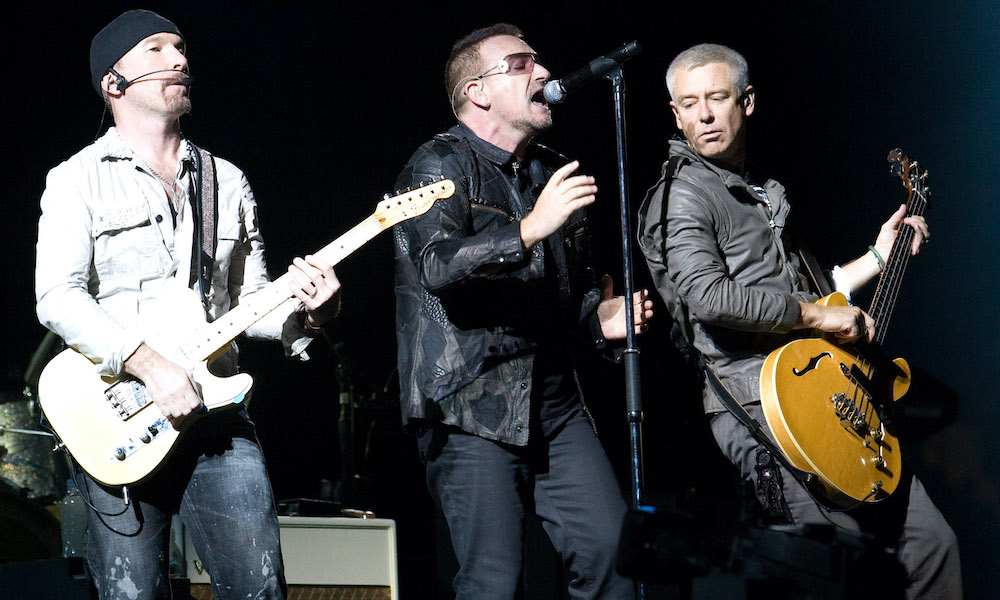 Archival, Four-Concert 'U2: The Virtual Road' Series Coming To YouTube