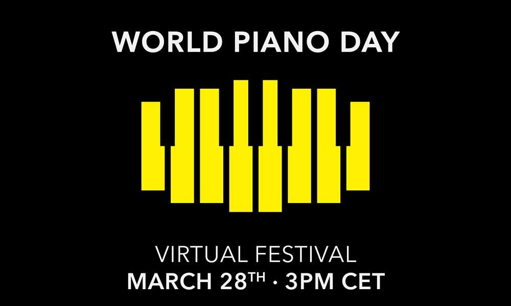 World Piano Day image