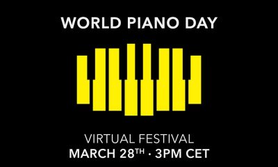 World Piano Day image