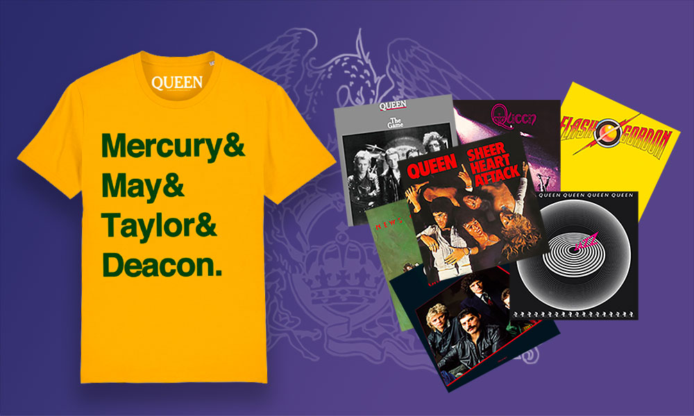 Queen Merch Giveaway