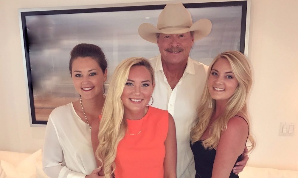 Alan Jackson daughters EMI Nashville