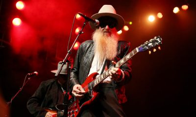 Billy Gibbons tribute concert
