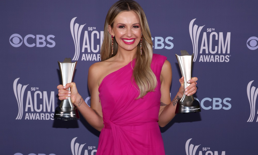 Carly Pearce 2021 ACM Awards GettyImages 1313212897