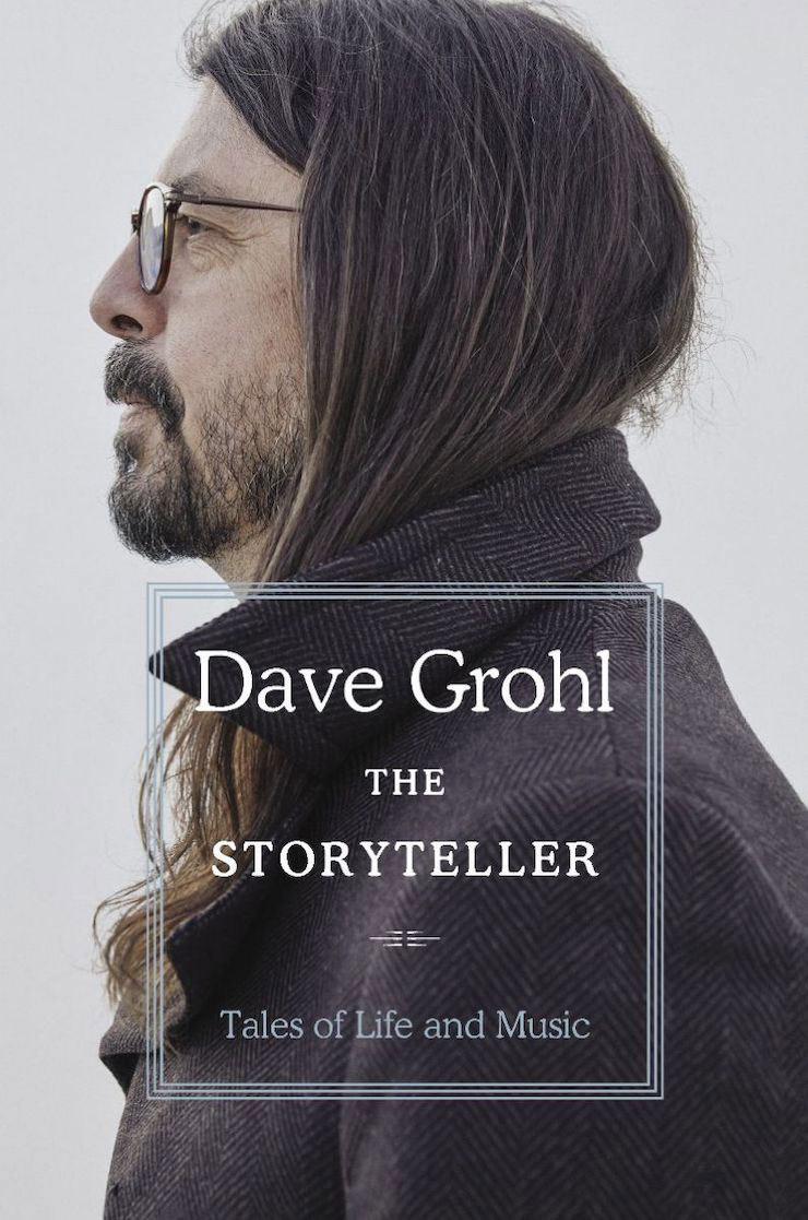 Dave-Grohl-The-Storyteller-Book