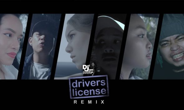 Driver's-License-Remix