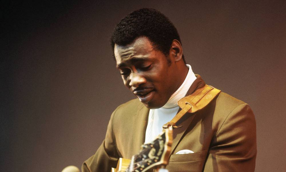 George Benson GettyImages 84879671