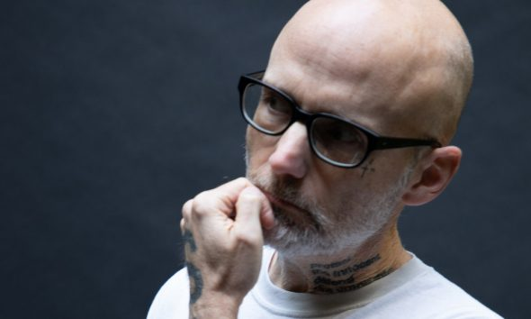 Moby Reprise Press Shot