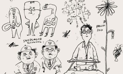 Sean Lennon animations spotify