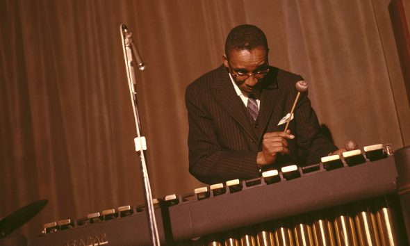 One of the best jazz vibraphonists, Milt Jackson