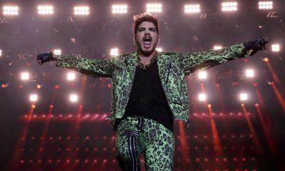 Adam Lambert Stonewall