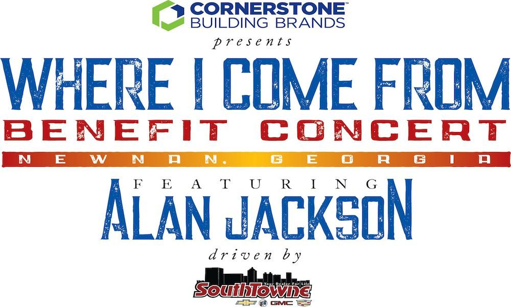 Alan Jackson benefit poster