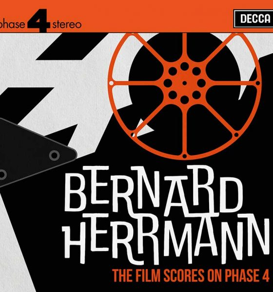 Bernard Herrmann Film Scores on Phase 4 cover