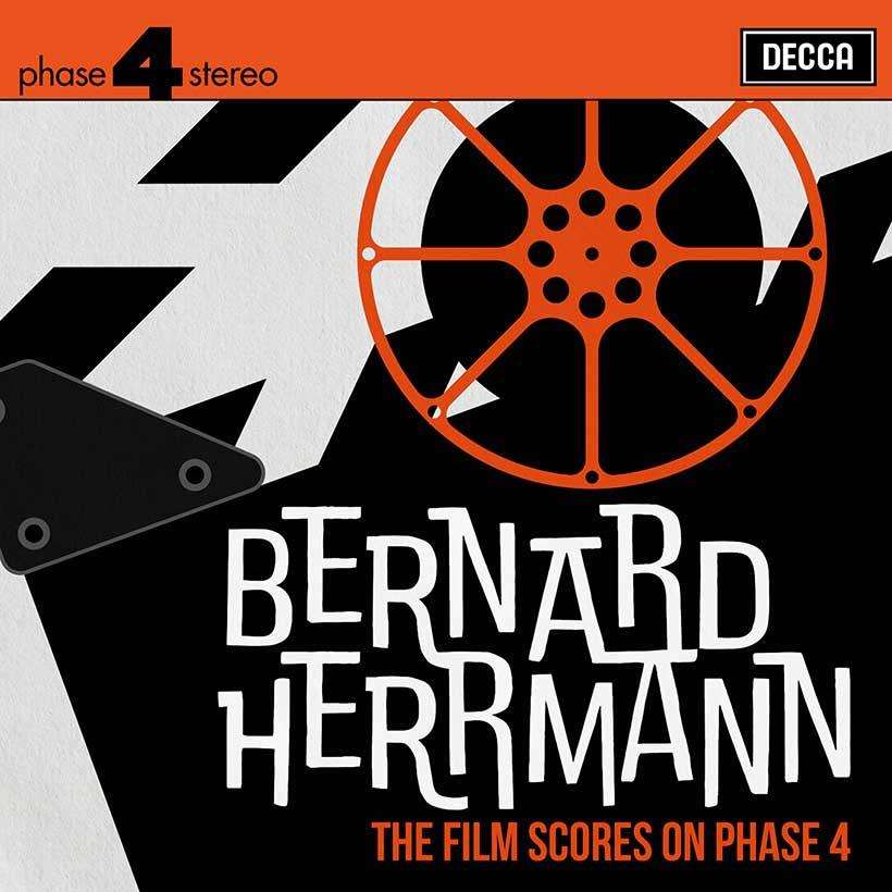 Bernard Herrmann Film Scores on Phase 4 cover